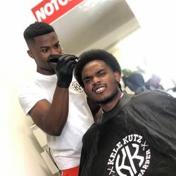 Kelechi - Notorious Barbers Galway