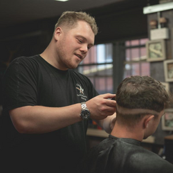 Stephen Fenton - Fentons Blackwater Barbering
