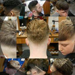 Franks Barber Shop Crumlin, Lisle Rd Crumlin Village, D12, Dublin